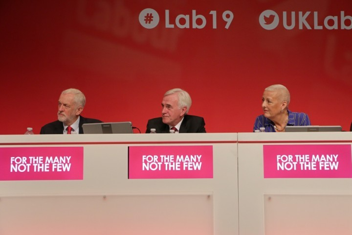 Labour conference panel Image Socialist Appeal
