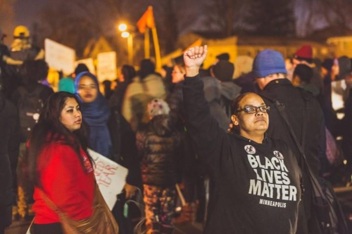 BLM protest Image Tony Webster Flickr