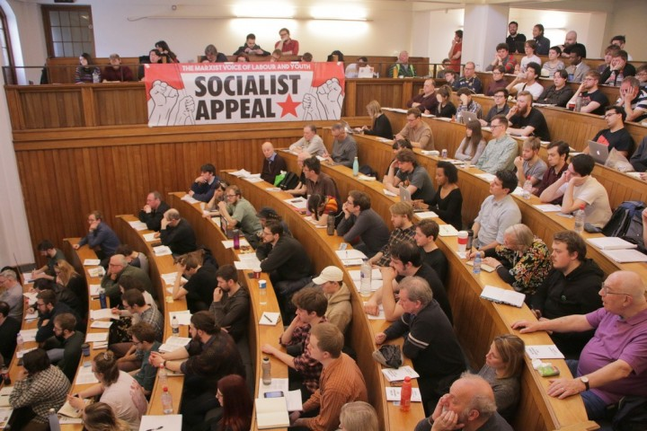 Socialist Appeal conference 2019 3 Image Socialist Appeal