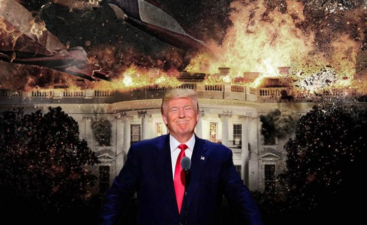 TrumpWhiteHouse Image Sosialistisk Appell