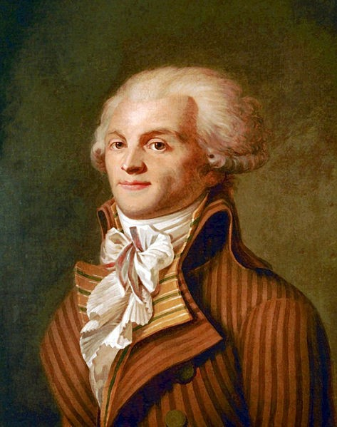 Robespierre Image public domain