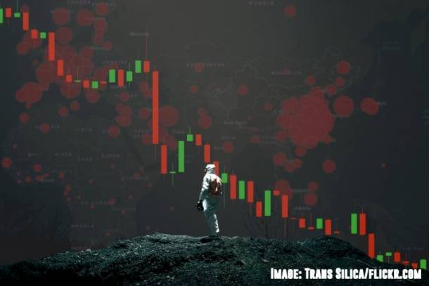 Stock market Image Trans Silica Flickr