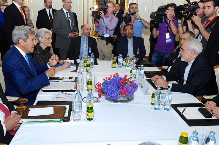 Iran nuclear deal 2014 Image Public domain