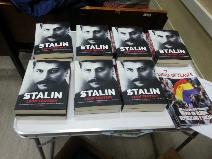 Spanish langauge version of Stalin Image own work