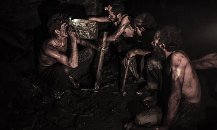 Pakistan Mine Workers