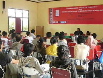 Indonesia: Successful Launch of 'Permanent Revolution', The Beginning of a Genuine Discussion about Trotsky
