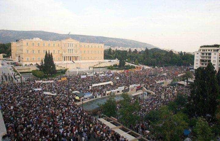 2011 10 19 Syntagma square