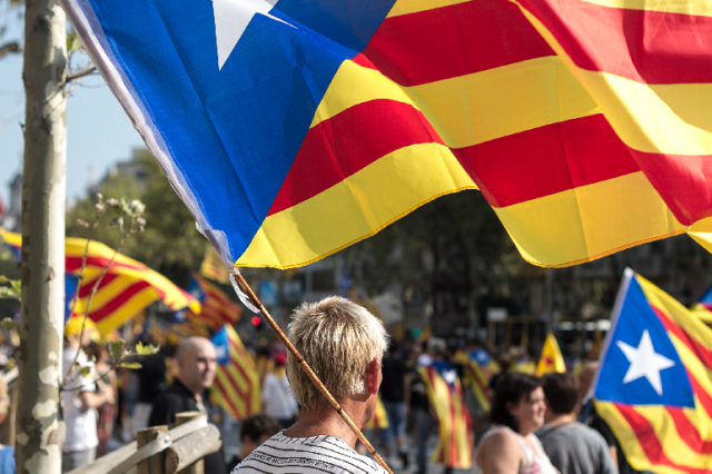 Catalan National Day Wikicommons