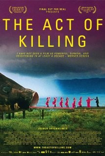 The Act of Killing 2012 film