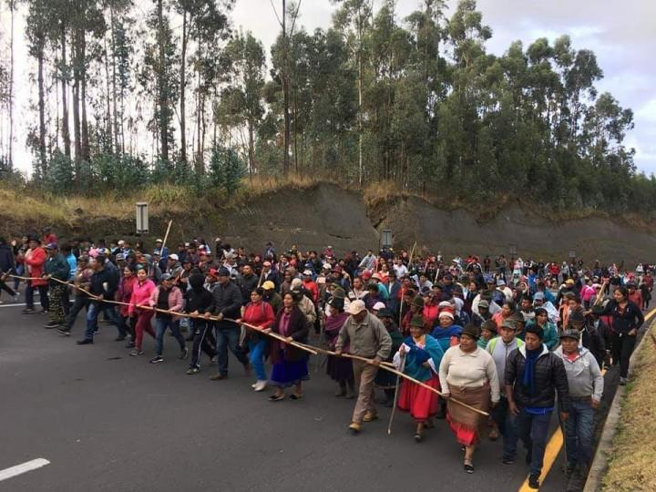 Ecuador protest 2 Image public domain