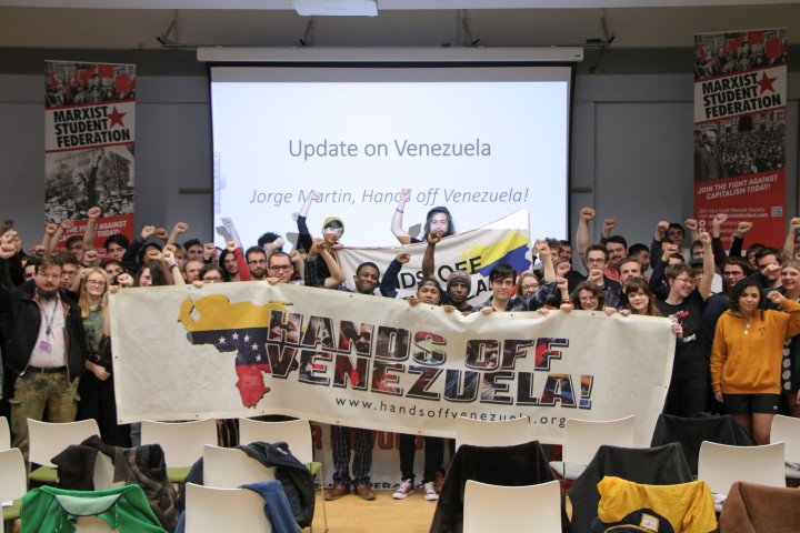 MSF conference ven Image Socialist Appeal