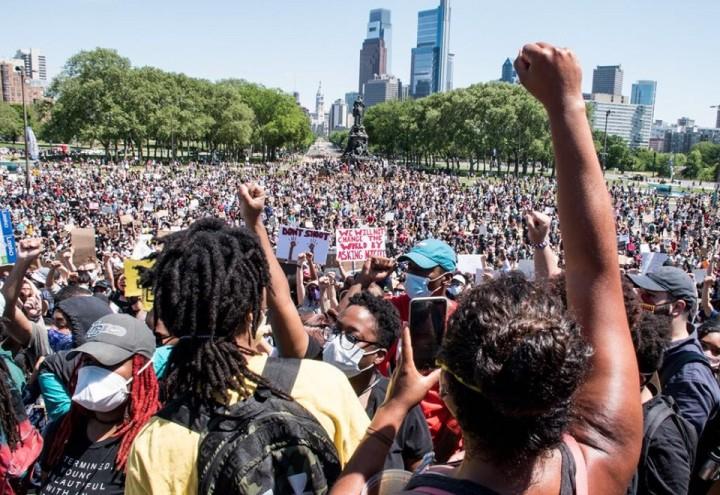 US protests update Image Joe Piette Flickr