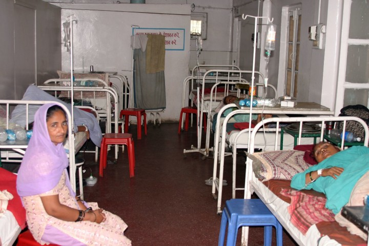 India women hospital Image ReSurge International Flickr