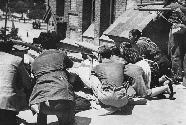 1936-2011: A 75 años de la Guerra Civil - Revolución y