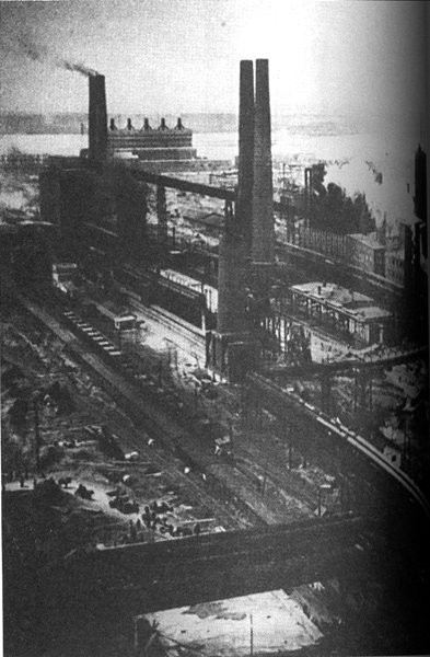 Industrial production advanced in Russia but at terrible cost Image public domain