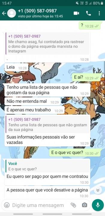 Screenshot 3 WhatsApp