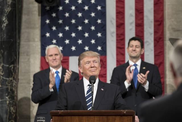 Trump Foto White House