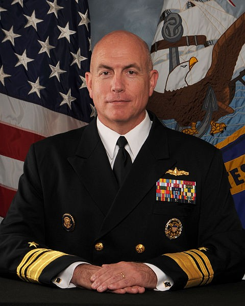 Admiral Kurt W. Tidd arrived in Colombia to discuss security cooperation and examine Colombias security and peace building efforts firsthand we all know what that means Image US Navy