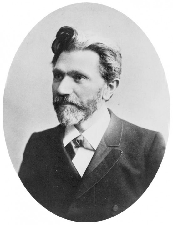 August Bebel Image public domain