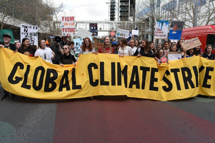 climate strike image stephen smith flickr