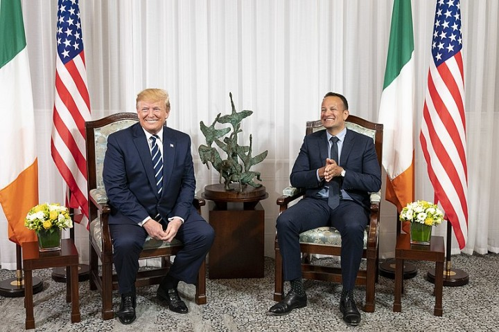 Taoiseach of Ireland Image The White House