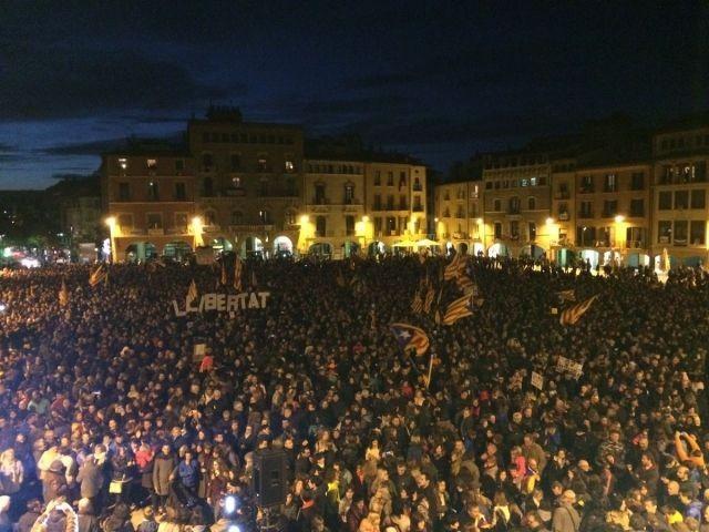 Independencia de Cataluña Foto uso justo