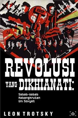 Book cover of Revolution Betrayed.