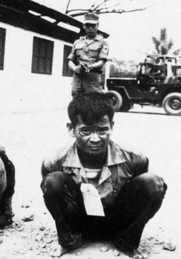 Captured Viet Cong