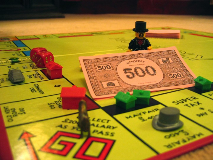 Monopoly Image Flickr David Muir