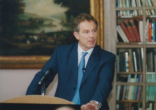 Tony Blair Image Flickr LSE library
