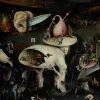 The Garden of Earthly Delights by Bosch tree man