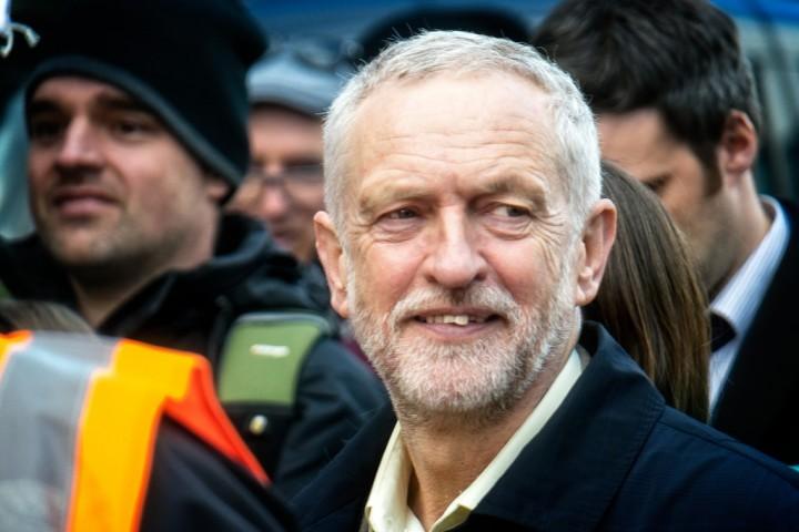 Jeremy Corbyn Foto Gary Knight