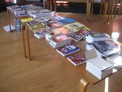 North European Marxist Winter School -  Book Stall