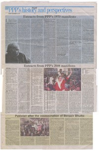 The Post - Lahore, page B-8, December 30th, 2008