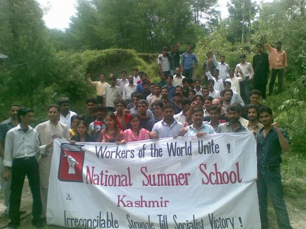 Pakistan: National Marxist School of Youth