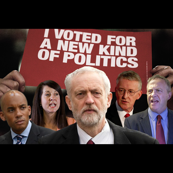 New Kind of Politics Image Socialist Appeal