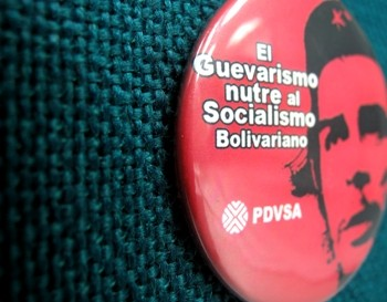 "The idea of a ""Socialismo petrolero"" which has been promoted particularly by the Reformist sector of the government is clashing head-on with reality. Photo by Guillermo Esteves, gesteves.com."