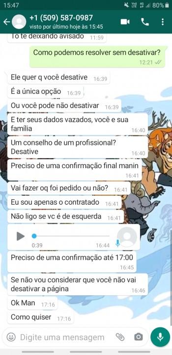 Screenshot 6 WhatsApp