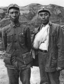 Liu Shaoqi and Zhou Enlai 1939