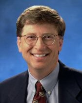 Bill Gates, saviour of the world?