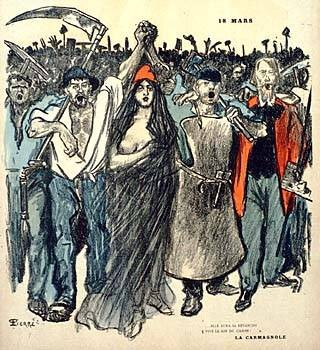 "from ""Le Chambard Socialiste,"" by Théophile-Alexandre Steinlen"