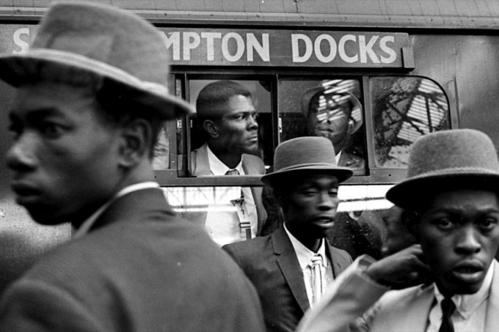Windrush migrants Image public domain