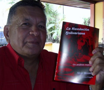 Alan's book on the Venezuelan revolution