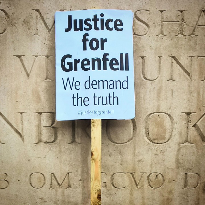 Justice for Grenfell 2 Image garryknight