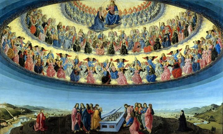 Heaven Image public domain
