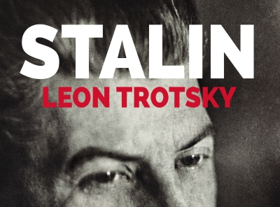 Stalin Trotsky front cover crop