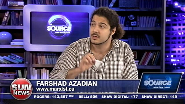 Farshad on Sun News