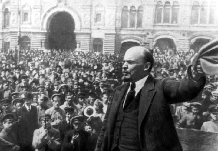 LeninRussianRev Image public domain