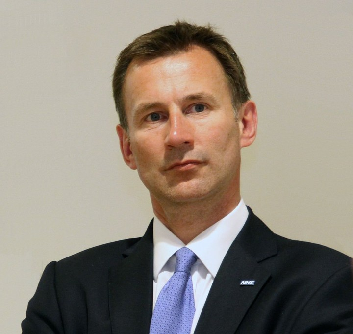 Jeremy Hunt Image Ted Eytan