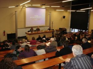Memorial meeting in Grenoble